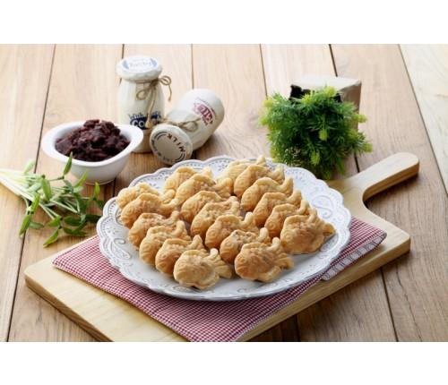 [반쿡]우리쌀이 들어간 붕어빵[팥앙금,슈크림]