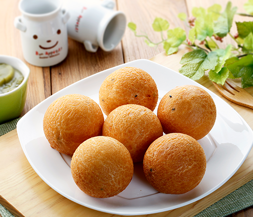 [반쿡] 황금공룡알(크림치즈) 1.45kg (약 50알)